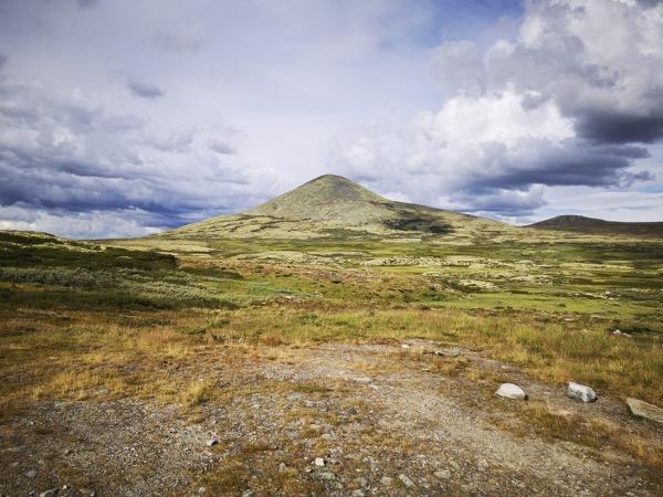 1er vrai camping sauvage dans le parc national de Rondane